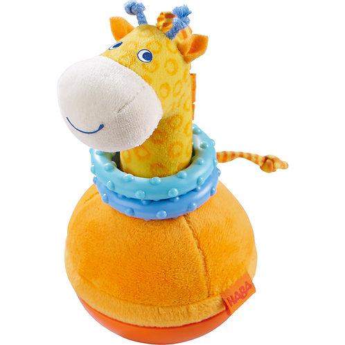 Sempre in piedi giraffa