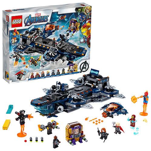 Lego Marvel - Avengers Helicarrier