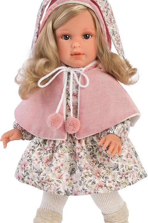 Bambola cm. 40 Lucia - Corpo morbido