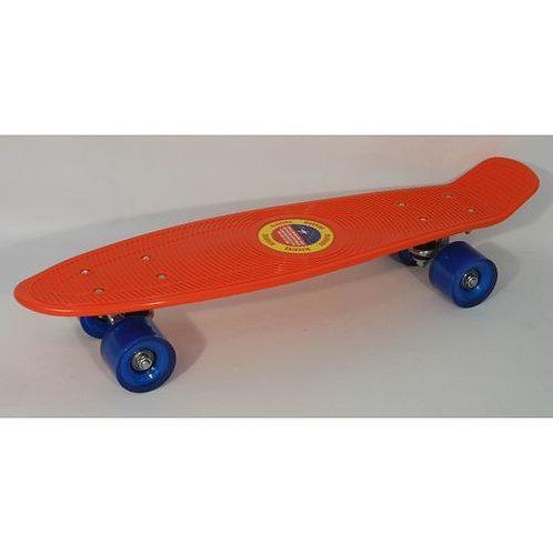 Skateboard plastica cm.57 - fino a Kg.70