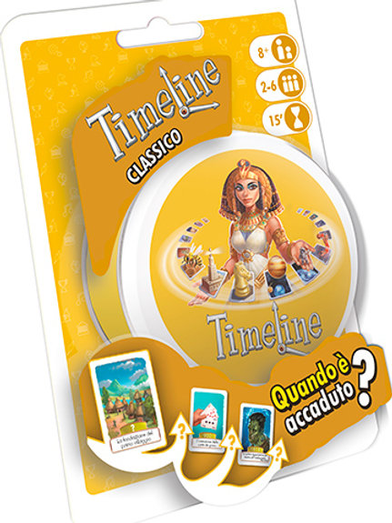 Timeline classico ECO-blister