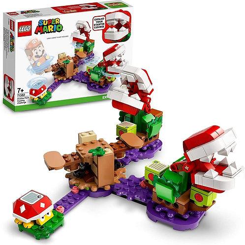 Lego Super Mario - Pianta Piranha - Pack di espansione