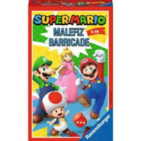 Malefiz - Barricata - Super Mario