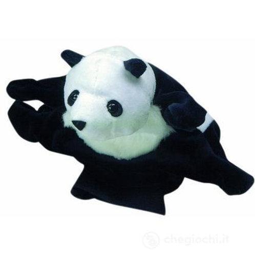 Burattino a guanto panda