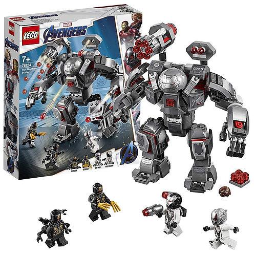 Lego Marvel - War Machine Buster
