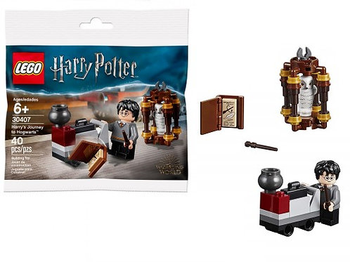 Lego Harry Potter - Giornata a Hogwarts