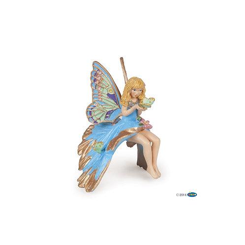 Elfo blu bambino