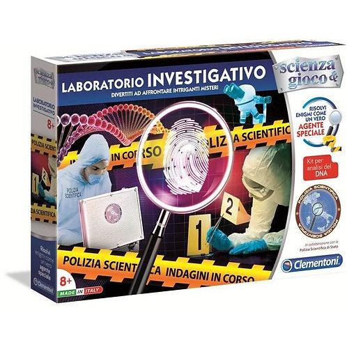 Scienza e gioco - Laboratorio investigativo