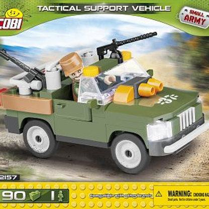 COBI Army 2157 Tactical Support Vehicle