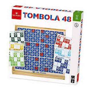 Tombola 48 cartelle