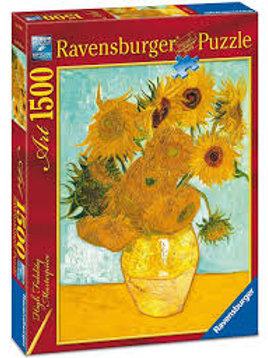 1500 pz. Raven Van Ghog: I girasoli