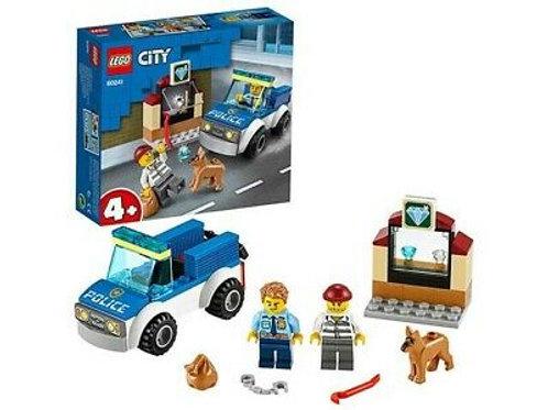 Lego City - Unità cinofila della polizia