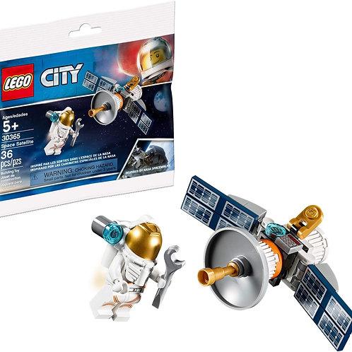 Lego City - Satellite