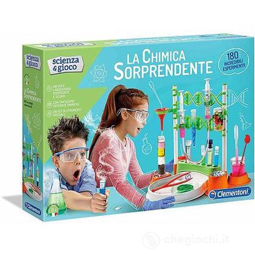 Scienza e Gioco: La chimica sorprendente