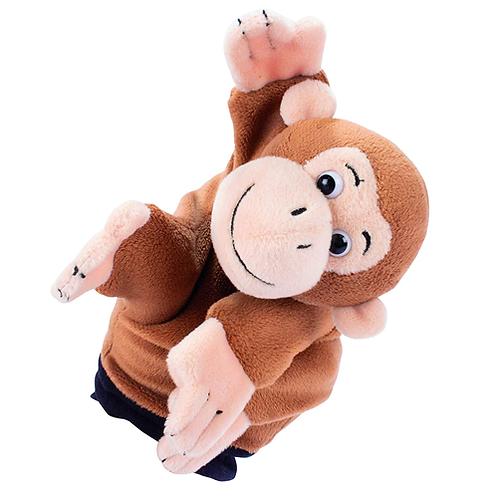 Burattino a guanto scimmia