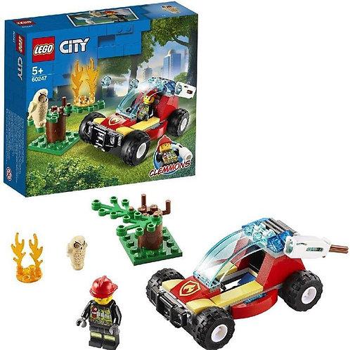 Lego City - Incendio nella foresta
