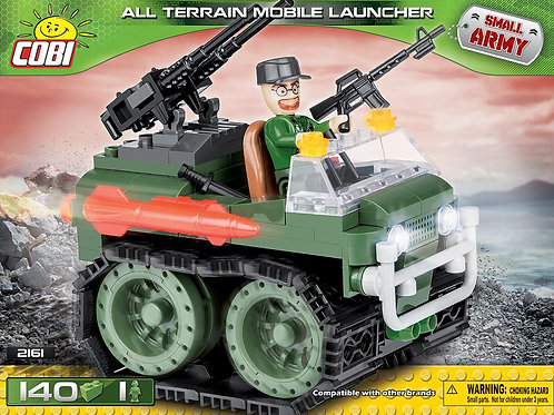 COBI Army 2161 All terrain mobile launcher