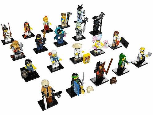 Lego Minifigures serie Ninjago