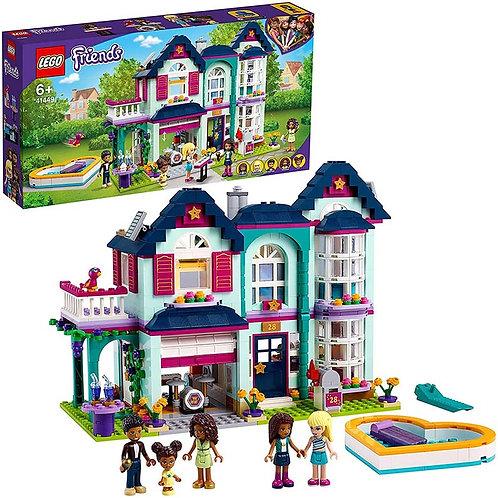 Lego Friends - La villetta familiare di Andrea