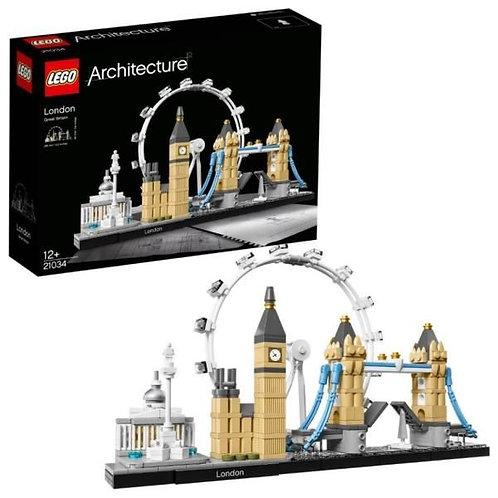 Lego Architecture - Londra