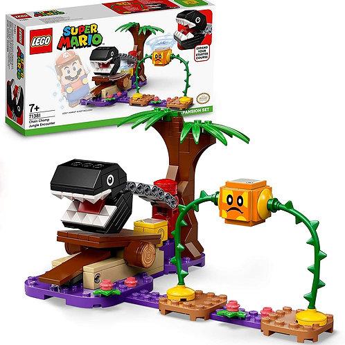 Lego Super Mario - Incontro nella giungla di Categnaccio - Pack di espansione