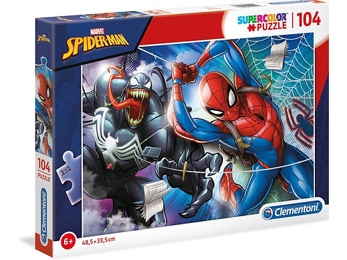Puzle 104 pz. - Spider-Man