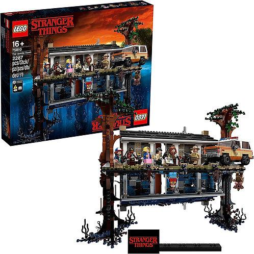 Lego Stranger Things - Il sottsopra