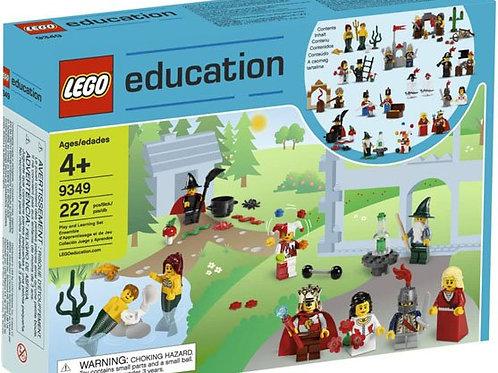 Lego Education - 21 personaggi