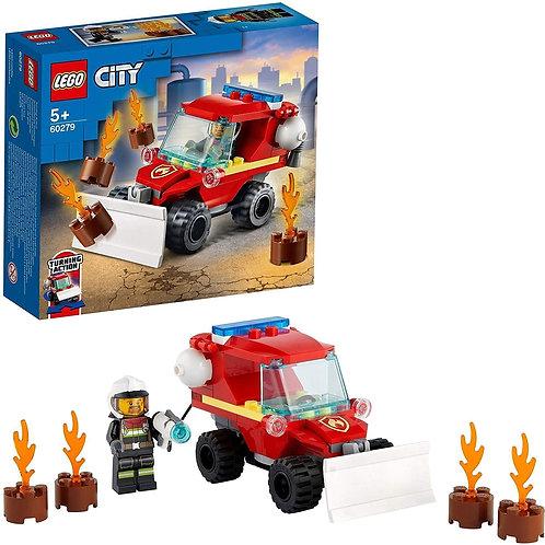 Lego City - Camion dei pompieri