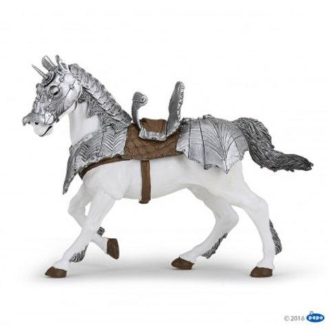 Cavallo con armatura