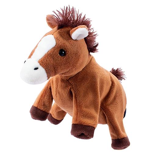 Burattino a guanto cavallo