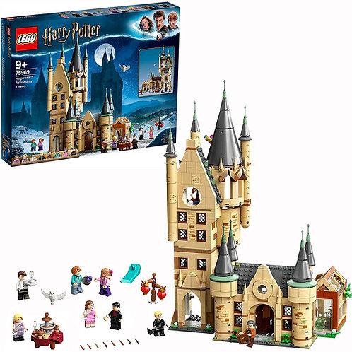 Lego Harry Potter - La torre di astronomia di Hogwarts