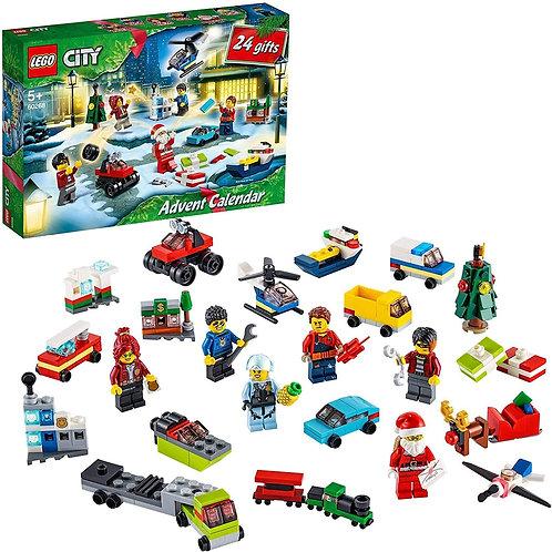 Lego City - Calendario dell'Avvento 2020