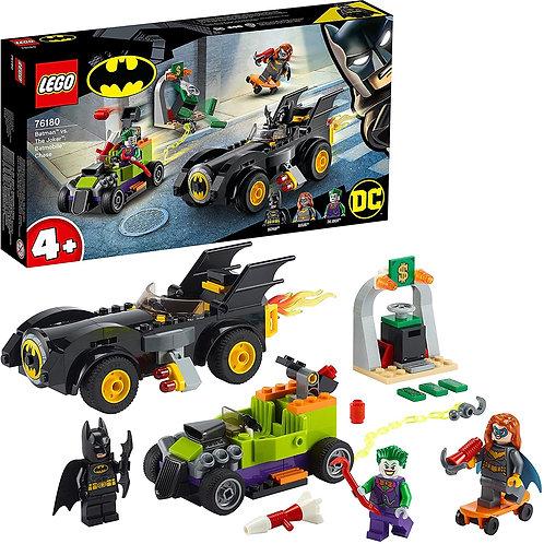 Lego Marvel - Batman vs The Joker- Inseguimento con la Batmobile