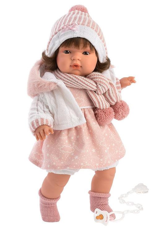 Bambola cm. 38 Lola - Corpo morbido