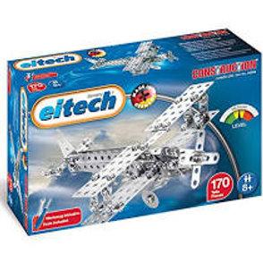 Eitech 88 - Biplano + aereo ad elica - 2 in 1