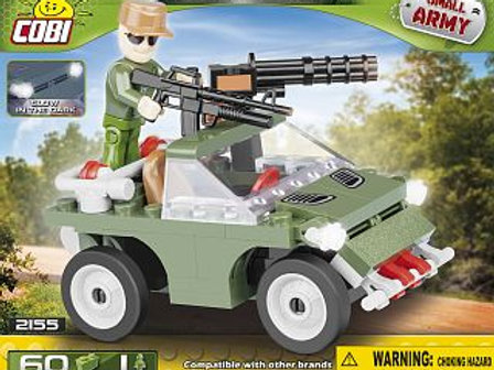 COBI Army 2155 Special OPS Vehicle