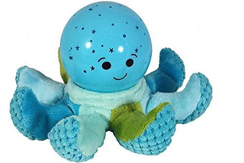 Octo Softzee blu - Proiettore di stelle - Polpo