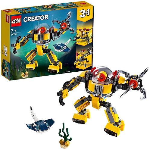 Lego Creator - Robot sottomarino