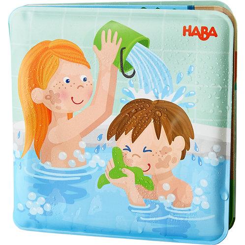 Libro da bagno - Bagnetto Paul e Pia