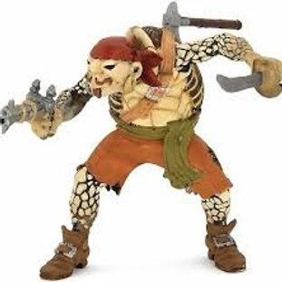 Pirata mutante - tartaruga