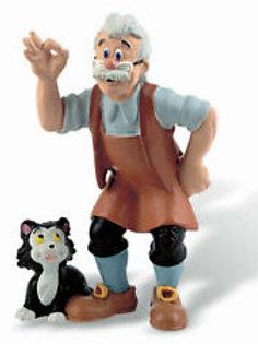Pinocchio - Geppetto