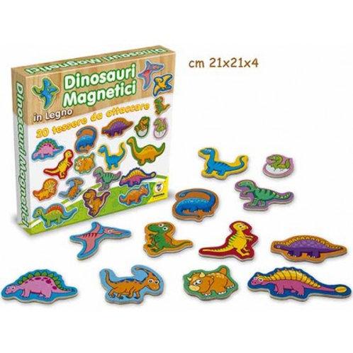 Dinosauri magnetici