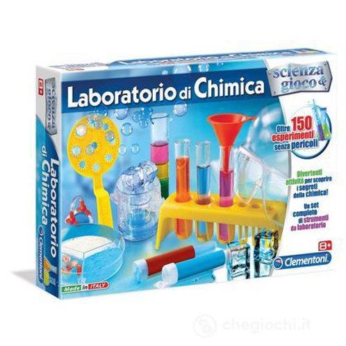 Scienza e gioco: Laboratorio di chimica