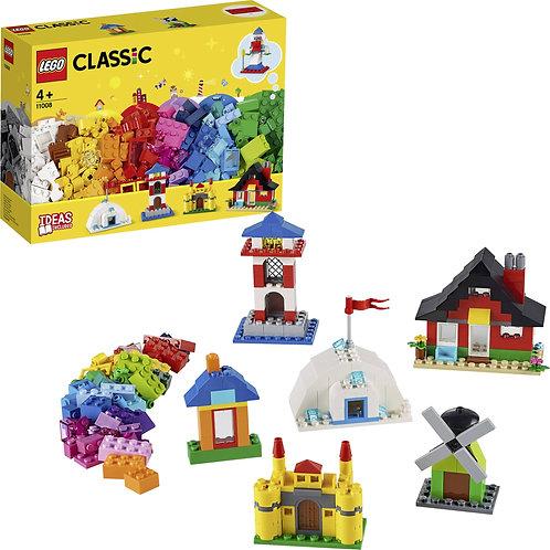 Lego Classic - Mattoncini e case