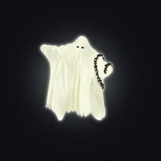 Fantasma fluorescente