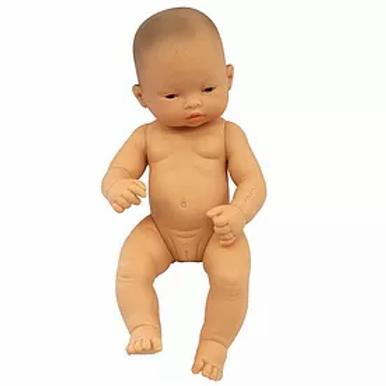 Bambola cm.32 asiatica femmina