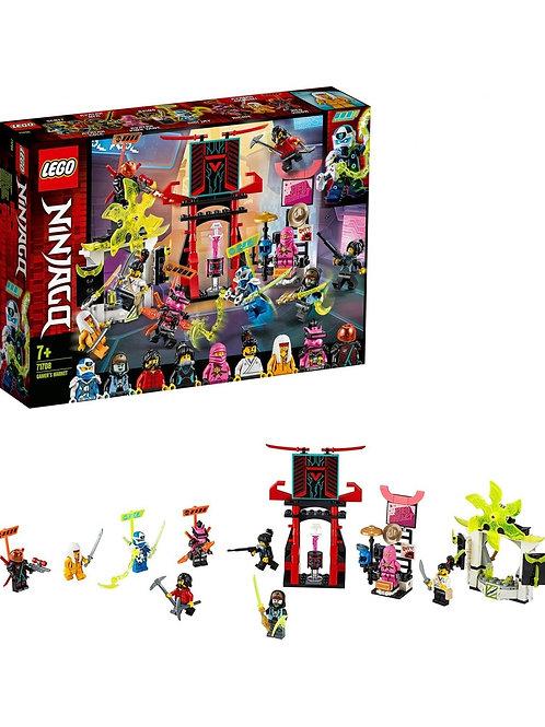 Lego Ninjago - Il mercato dei Ninja Gamers
