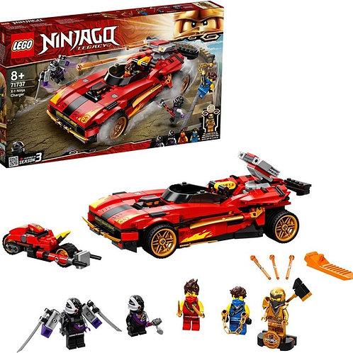Lego Ninjago - Super-bolide Ninja X-1