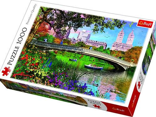 Puzzle 1000 pz. - Central Park
